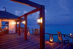 chill out Idyllic Hotel Maldives12
