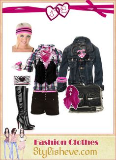 Summer Teen Fashion Clothing