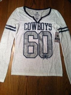 NEW  Sexy Dallas Cowboys Womens Shirt MEDIUM