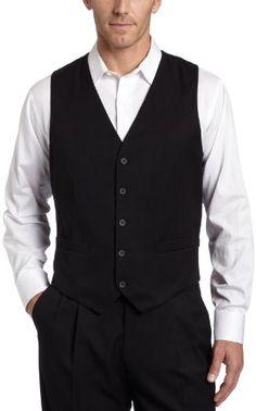 Dockers Men's Suit Separate Vest