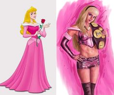 11 Disney Princesses Gone Very Bad (aurora)