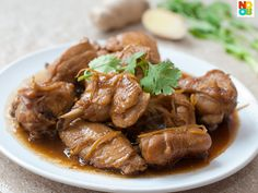Sesame Oil Chicken Recipe // Noob Cook