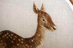 Chloe Giordano embroidery. Gorgeous