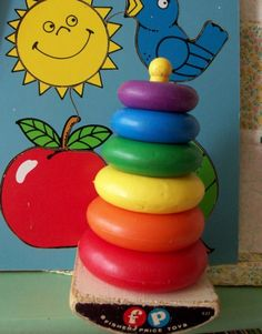 ring stacker & puzzle