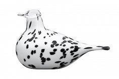 Love a glass bird.  Skandium