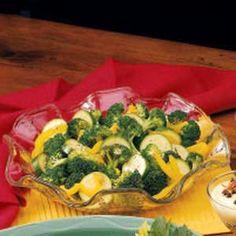 My favorite way to eat veggies!