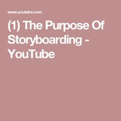 (1) The Purpose Of S