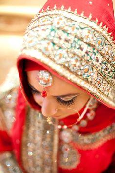 Beautiful Indian/Pakistani Bride