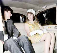 Prince Charles and Princess Anne, Jamaica, August 3, 1966