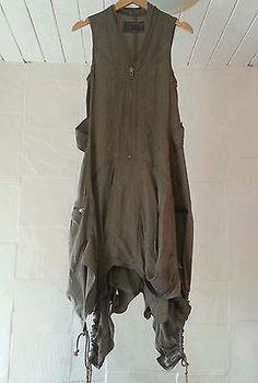 River Song Doctor Who Cosplay All Saints Zeeda Parachute Dress 8 | eBay