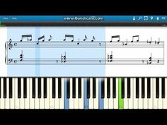 Let It Go Piano Tutorial with Sheet Music - Disney's Frozen Soundtrack