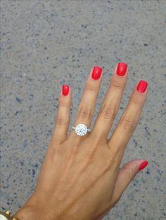 dream ring, diamonds, nail polish colors, nail colors, future husband, wedding rings, diamond bands, engag ring, engagement rings