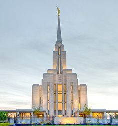 Oquirrh Mountain temple,