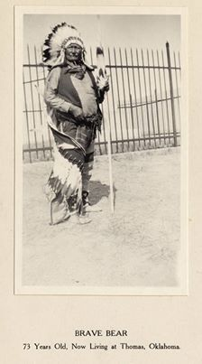 Brave Bear, Southern Cheyenne...  Probably photographed by Thomas Marquis, circa 1920...[I don't know how I know this man, but I do. I have some Cheyenne blood. He is an Ancestor, I just know..]