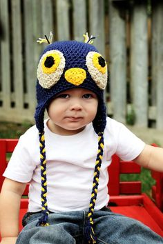 Animal Hat Patterns   Knitting and Crochet Blog