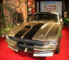 1967 Shelby GT 500 from Gone in 60 seconds! Eleanor is a beauty!