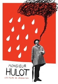 MONSIEUR HULOT - Adrian Walsh - Design and Illustration