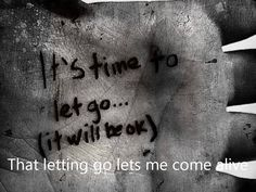 """""""Empty My Hands"""" by Tenth Avenue North (lyrics) move forward, remember this, time, life, lettinggo, inspir, letting go, lets go, quot"""