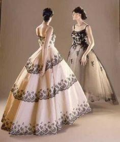 classic-1950s-new-look-evening-dresses
