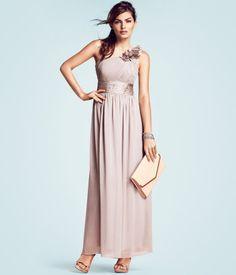 """formal"" dress... light pink"