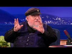 George R.R. Martin Likes His Fans To Be Afraid