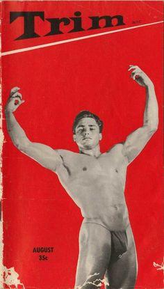 Trim: Vol I, No 3 - Vintage Beefcake, Physique Magazine