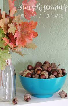 10 minute Fall decorating ideas!!!