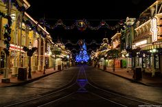 Colors of the Mainstreet USA