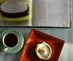 We are baking our way through the gorgeous book from San Francisco's famed Miette Bakery. April's challenge? Lime Meringue Tarts - what an adventure! http://bit.ly/IFdhof