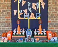 50 birthday party themes!
