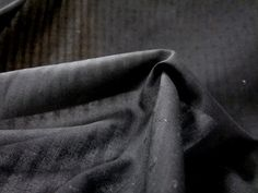 """IV12B-20 Cotton Lawn & Voile - Black Tone on Tone Stripe. 100% Cotton. Machine wash cold, line dry or tumble dry low. 48"""" wide. Priced per yard."""