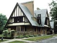 frank-lloyd wright oak park prarie homes - Google Search
