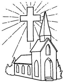 free preschool sunday school coloring pages church | Preschool Sunday School Coloring Pages http://colorigx.com/children-s ...
