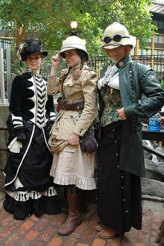 Wonderful outfits!