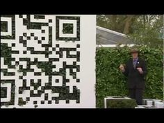 QR Codes at RHS Chelsea 2012