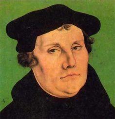 Biografia de Martín Lutero - iniciador de la reforma protestante contra la iglesia católica