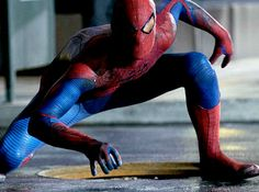 AMAZING SPIDER MAN RELEASED-review