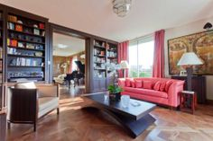 A magnificent apartment near the Arc de Triumph. On one of the higher floors of the building, this spacious apartment of 3400 sqft offers a beautiful view of Paris, the Eiffel Tour and the Bois de Boulogne, thanks to its windows and a superb terrace. Paris, France $15,949,350