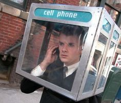 Personal Cell Phone (Booth) :)