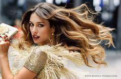 beauti salon, beauti women, blanca suárez, everyday fashion, beauti hair