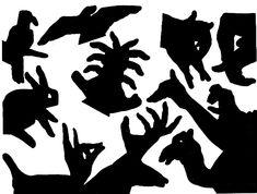 Fun Way to Teach Noah's Ark: Hand Shadow Puppets