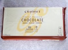 Callebaut Chocolate C823nv Milk (11 Lb. Block)