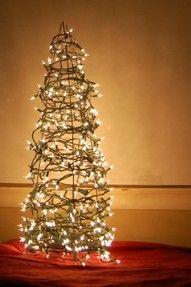 tomato cage christmas tree #lulusholiday