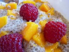 Chia Pudding & other great chia recipes.