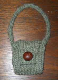 free pattern, doll accessori, girl purs, american girl