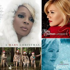 All the New 2013 Christmas Albums