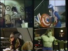 The Avengers '78 movie promo