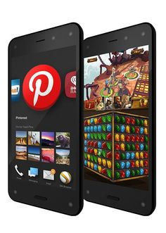 Amazon Fire Phone goes official; Specs, Price and Availability | Tech Prezz