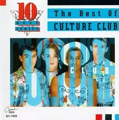 Amazon.com: 10 best series: The Best of CULTURE CLUB: Music