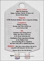 nursing graduation announcements and pinning ceremony invitation wording ideas